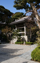 Temple Grounds (Hayden Watkins) Tags: japan temple kamakura sony 350 alpha hase a350 kosokuji