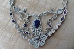girocollo margarete (patty macramè) Tags: bijoux macrame gioielli accessori margarete macramè girocolli margaretenspitze