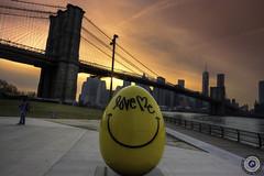 Dumbo Smiley Face (Jadel Photos) Tags: newyork brooklyn easter manhattan dumbo brooklynbridge manhattanbridge eastriver empirestate newyorkbridges newyorkparks barclayscenter madeinnewyork jadelphotography jadelphotographycom jasonmcintosh
