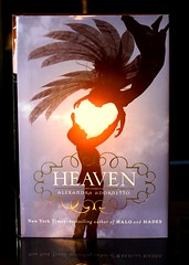 Heaven (Vernon Barford School Library) Tags: new school fiction 3 angel reading book three high heaven adult good library libraries hard young reads teenagers teens evil halo books read teen relationship fantasy cover angels alexandra junior teenager novel covers bookcover middle youngadult vernon relationships ya recent bookcovers trilogy novels fictional hardcover youngadultfiction goodandevil barford fantasyfiction hardcovers vernonbarford adornetto interpersonalrelations 9780312656287