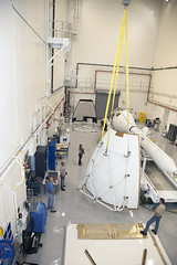 Launch Abort System Ogive Panels