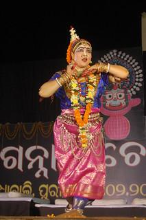 Guru Mahaari Rupashree Mohapattra