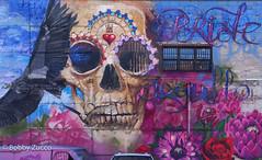 Tommy Slocum & El Nio (ZUCCONY) Tags: street nyc newyorkcity streetart newyork love geotagged graffiti arte unitedstates bobby urbano rue 2014 aret zucco pedrozucco