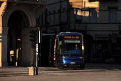 Lohr Translohr STE3 #APS01 APS Mobilità (3x105Na) Tags: italy tram aps strassenbahn padova pratodellavalle tramwaj włochy lohr padwa mobilità translohr ste3 aps01