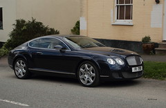 Bentley Continental GT (mickyman13) Tags: english car canon eos automobile transport bentley bentleycontinentalgt continentalgt worldcars alltypesoftransport eos60d secondgeneration282011e28093present29