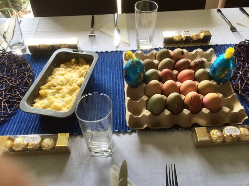 The eggs of Easter