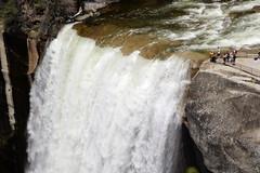 Vernal Fall in Yosemite (GMLSKIS) Tags: california waterfall nationalpark yosemite vernalfall