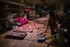 Pork Pick (Michael Steverson) Tags: china woman port asian women asia market chinese scooter nightmarket chinadigitaltimes guangxi 桂中菜市 guizhongcaishi