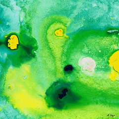 Green Abstract Art - Life Pools - By Sharon Cummings (BuyAbstractArtPaintingsSharonCummings) Tags: blue light white snow abstract cold green texture love nature yoga loving modern angel contrast spring mural warm natural god earth abstractart contemporaryart contemporary modernart limegreen large highcontrast tranquility calm canvas earthy angels huge romantic flowing geometrical spiritual tranquil lightgreen brightgreen metaphysical textural palegreen flowingwater blueabstract blueart greenabstract whiteart hugecanvas greencontemporary greenmodern muralsize