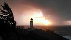 North Point Lighthouse (Darrell Wyatt) Tags: