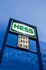 2050 Hess (JoelZimmer) Tags: newyork vertical brooklyn parkslope hess 24mmf28 nikond7000 4thavenuesubway