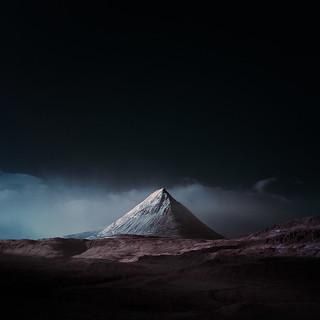 ⁜ Baula Mountain 'Blue'