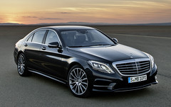 Mercedes-Benz S 350 BlueTec ( W222) 2012 (hudson3660) Tags: mercedesbenz daimler pressphoto 2014 sclass presse