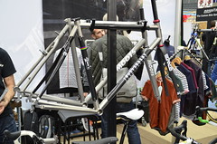 Independent Fabrication (Wittson) Tags: show bike bicycle cycling expo fork mtb frame custom roadrace framebuilding custombikes custombicycles titaniumbicycles titaniumbikes bespokebicycles bespoked wittson wittsoncycles wittsonbikes wittsonbicycles tailormadebicycles ukhbs bespokedukhbs