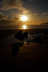 amanecer en la playa (Arbesu80) Tags: asturias espasa