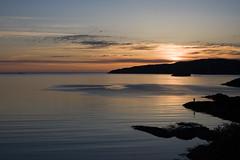 Sunset (StickyToffeeQueen) Tags: sunset scotland sutherland lochinver strathanbay