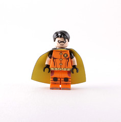 Young Justice Robin - Alternate (Hammerstein NWC) Tags: robin comics dc comic lego super superhero batman cape custom crusader limitededition tlc redwing tlg boywonder caped mmcb eclipsegrafx