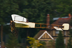 Bleriot XI - 10 (NickJ 1972) Tags: autumn aviation collection airshow shuttleworth 2012 bleriot xi airday oldwarden gaang