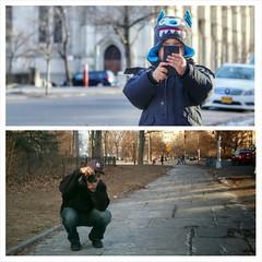 camera nyc newyorkcity winter boy usa baby newyork... (Photo: ADwOw on Flickr)