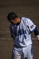 DSC05290 (shi.k) Tags: 横浜ベイスターズ 140601 嶺井博希 イースタンリーグ 平塚球場