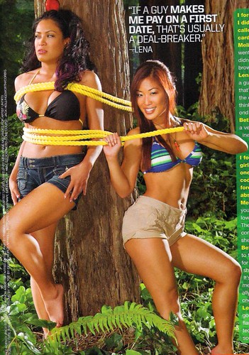 Hot Melina Wwe Bikini