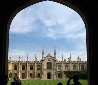 Corpus Christi College, Cambridge (Explored)