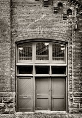 Project 17 (Richard Adams Photography) Tags: door blackandwhite bw toronto ontario canada window nikon adams district richard distillery the thedistillerydistrict richardadams d7100