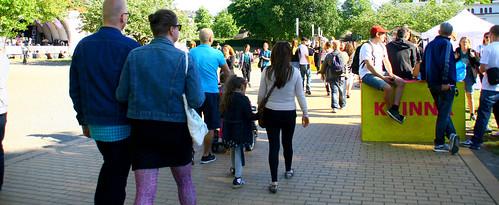 Folkpark 2 Feministiskt Festival Lördag Nordiskt Forum