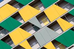 Sinking ship - Wien, Vienna (Gerhard R.) Tags: vienna wien building architecture arquitectura architektur modernarchitecture modernearchitektur