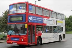 National Express West Midlands Transbus Trident 2/Transbus ALX400 4466 (BJ03 EVV) (john-s-91) Tags: fbt route97 4466 chelmsleywood nationalexpresswestmidlands transbusalx400 transbustrident2 bj03evv