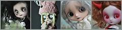 Lawdeda Asylum Series (Lawdeda ) Tags: dolls little blythe custom asylum middie lawdedas welcometotheasylum