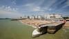 Brighton from the Pier (Andrew Stawarz) Tags: sea beach pier sand nikon brighton coastal eastsussex nikoncapturenx d800e 1635mmf4gedafsvrnikkor