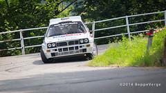 4 Rally Lana Storico - 2014 (beppeverge) Tags: sport race rally competition allstars autostoriche rallie regolarit biellese historicrally beppeverge rallylanastorico