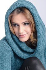 Gedifra_16 (Homair) Tags: wool sweater dress fuzzy hood tneck gedifra