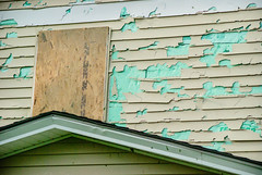 House Front (Scott W. Schmidt) Tags: storm weather hail nebraska wind blair catastrophe