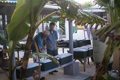 Sarah Dahl (108) (canvasbackmissions) Tags: people garden ray volunteers staff diabetes 2014 ebeye earthbox sarahdahl canvasbackmissions
