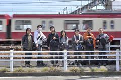 Group Photo 38th Photowalk (toshisyung) Tags: japan photowalk yokohama groupphoto 横浜 38th 京浜急行 集合写真 金沢八景 金沢文庫 フォトウォーク tekupachi テクパチ テクテクパチリ japanphotowalk 20140405 38thjapanphotowalk 20140405yokohama httpphotowalkjapanblog40fc2comblogentry110html photowalkyokohama20140405