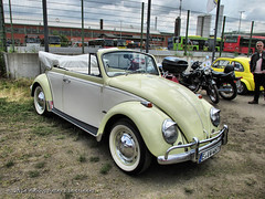 VW Kfer Cabrio - Mlheim - Alte Dreherei_2079_2014-06-22 (linie305) Tags: auto show classic cars car festival vw vintage volkswagen beetle meeting autoshow oldtimer autos cabrio ruhr carshow kfer alte 2014 youngtimer mlheim mlheimanderruhr dreherei altedreherei youngundoldtimerfestival