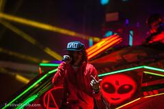 Skrillex w/ Damian Marley