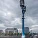 LAMP POSTS ON SARSFIELD BRIDGE - IMAGES FROM THE STREETS OF LIMERICK
