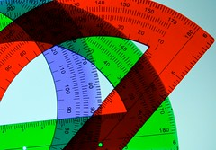 protractors (Dean Hochman) Tags: geometric architecture education geometry angles engineering science numbers planning math knowledge calculus degrees measurement equations protractors deanhochman