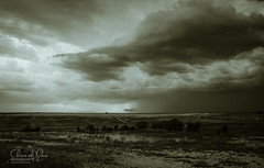 Storm Over the Prairie (Chains of Pace) Tags: storm oklahoma rain clouds landscape unitedstates prairie panhandle guymon