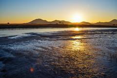 Suncheon Bay Sunset (xiurenyap) Tags: sunset night  suncheon   suncheonbay