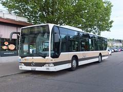 Zurich AZZK 50 Tiefenbrunnen (Guy Arab UF) Tags: bus buses mercedes benz schweiz switzerland zurich bahnhof 50 tiefenbrunnen zollikon citaro kusnacht o530 azzk autobusbetrieb zh638050