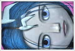 Seth (r e v o l i) Tags: streetart paris seth belleville graff hdr