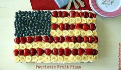 Patriotic Fruit Pizza (theblondeintheapron) Tags: dessert july4th 4thofjuly fruitpizza dessertrecipes dessertrecipe 4thofjulyrecipes july4threcipe july4threcipes 4thofjulyrecipe fruitpizzarecipe fruitpizzarecipes patrioticfruitpizza
