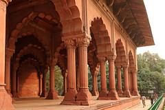 Fort Rouge - Delhi -  Inde (Michel Delfeld) Tags: voyage rajasthan smugmug inde olddelhi fortrouge