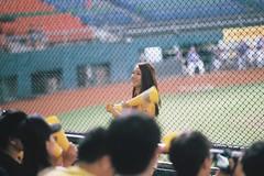 073 (HanPo Lin) Tags: film nikon baseball taiwan 400 fujifilm taipei f18 fa ais xtra 105mm
