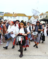 Hastings Pirate Day 2014 (Graham  Sodhachin) Tags: pirates pirate hastings oldtown 2014 pirateday hastingspirateday