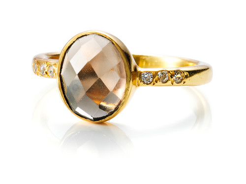 Karma Luxe ring